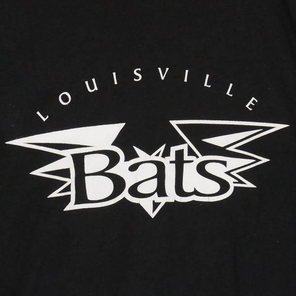 Bats野球チームのTシャツ