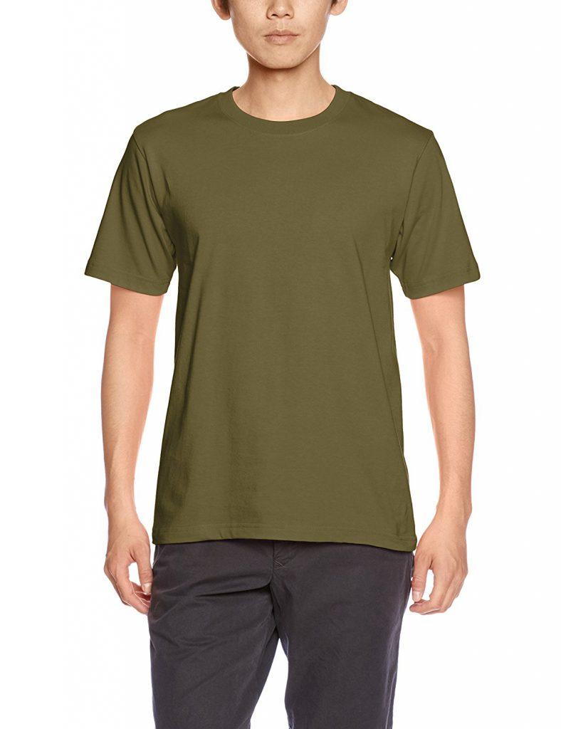 Amazon「(ユナイテッドアスレ) UnitedAthle 6.2オンス プレミアム Tシャツ 594201 [メンズ]」