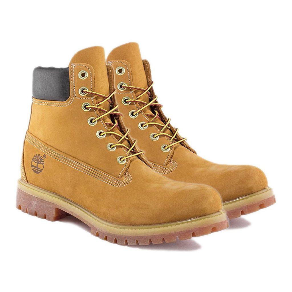 Amazon「ティンバーランド 6インチ プレミアム ウォータープルーフ ブーツ 10061 メンズ (国内正規品)」