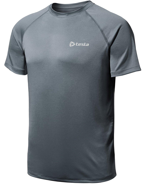 Amazon「(テスラ) TESLA HyperDri ドライフィット スポーツ シャツ [UVカット・吸汗速乾] MTS03/MTS04」