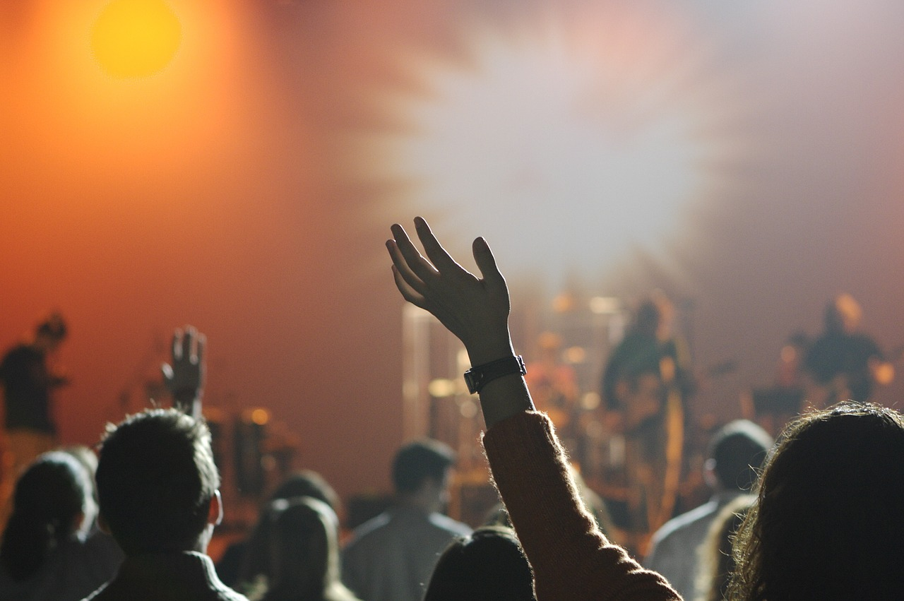 オーディエンス、観衆の写真